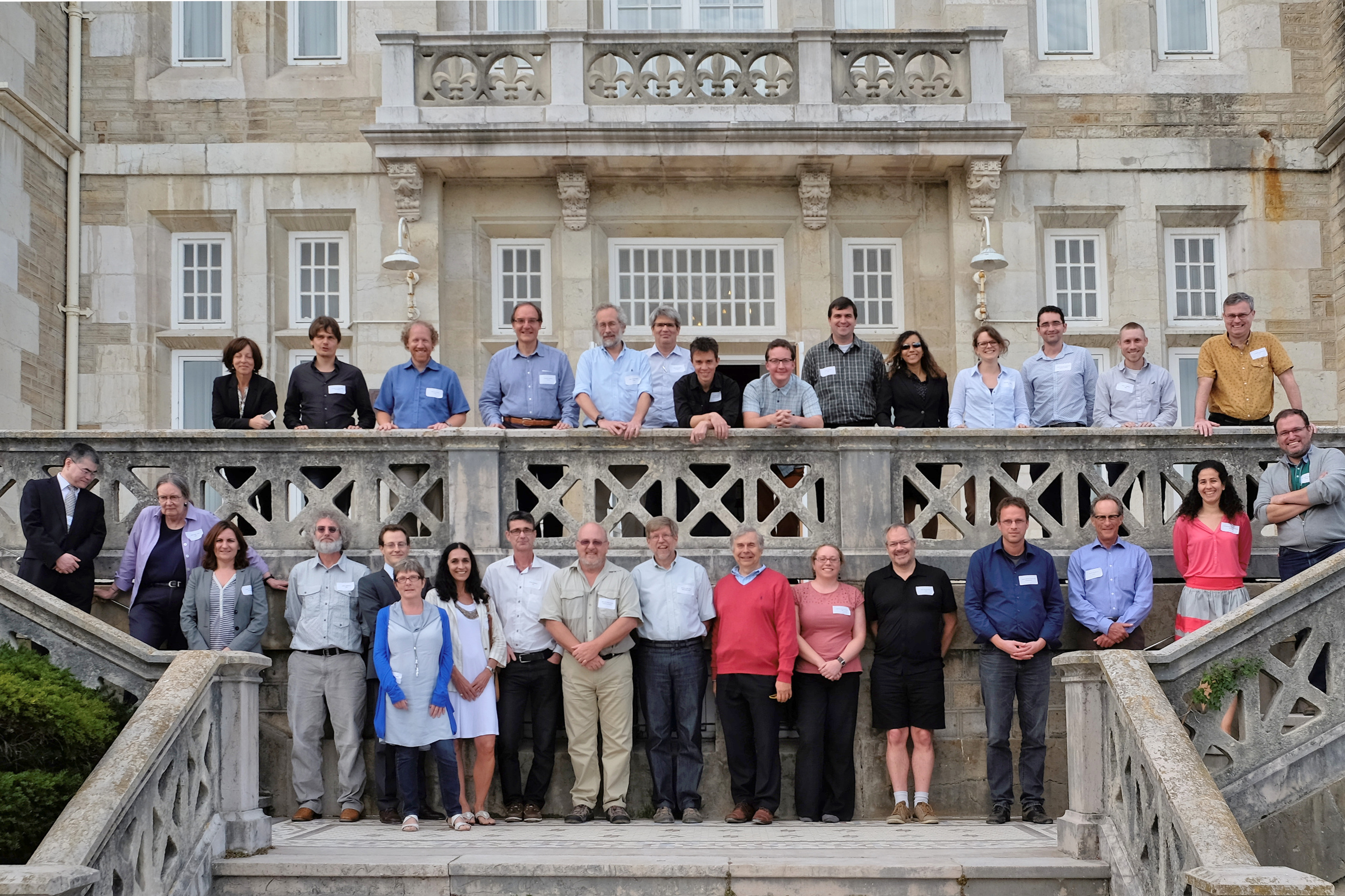 WCRP meeting group photo